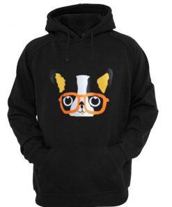 Dog Glass Hoodie