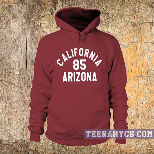 85 Arizona California Hoodie