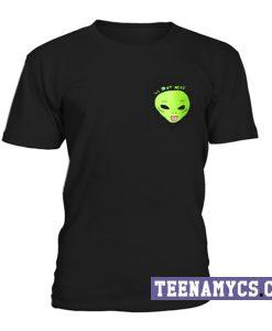 Alien green T-Shirt