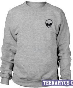 Alien unisex Sweatshirt