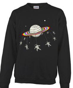 Astronaut Space Sweatshirt