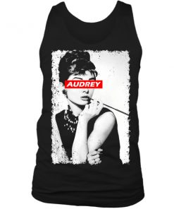Audrey Hepburn Old Tiffany's Tank Top