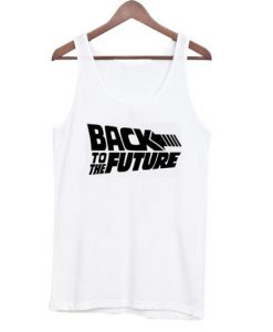 Back To The Future Tank Top