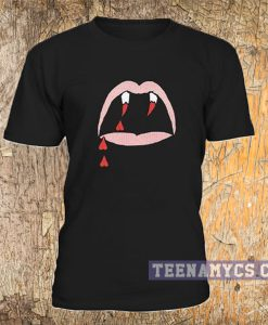 Blood Luster Vampire t-shirt