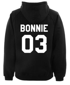 Bonnie 03 couple Hoodies