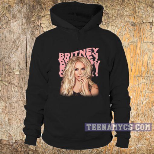 Britney Lil xan Hoodie
