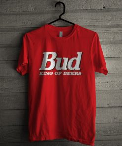 Bud King of Beers T-shirt