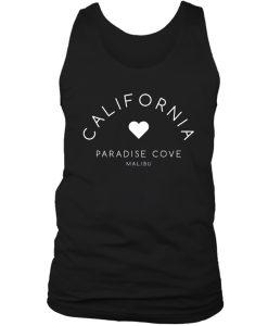 California Paradise Cove Tank Top