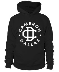 Cameron Dallas Camou Hoodie