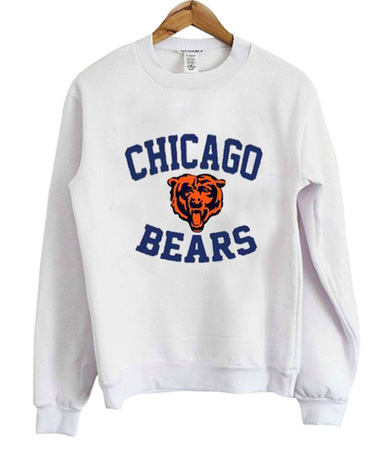 Chicago Bears Crewneck Sweatshirt