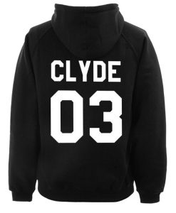 Clyde 03 couple Hoodie