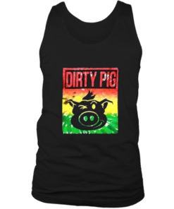 Dirty Pig Rasta tank top