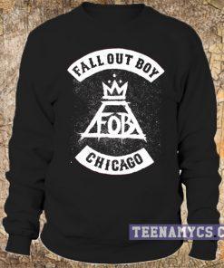 Fall Out Boy Chicago Sweatshirt