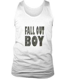 Fall out bot Tank top