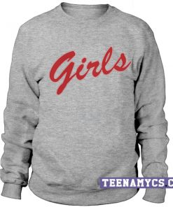 Girls red letters Sweatshirt