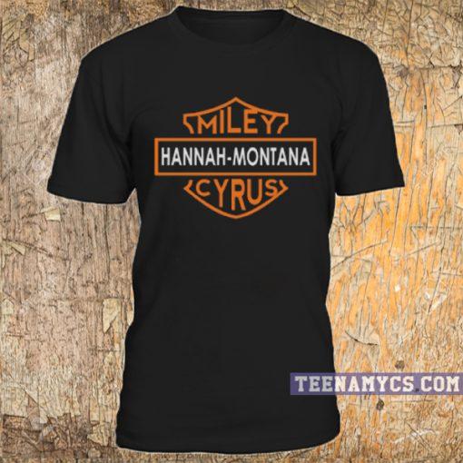 Hannah Montana, Harley logo T-shirt