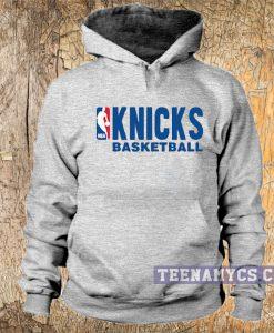 Knicks Basketball Hoodie