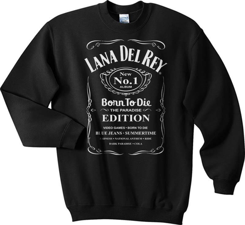 Lana Del Rey Born To Die The Paradise Edition Sweatshirt