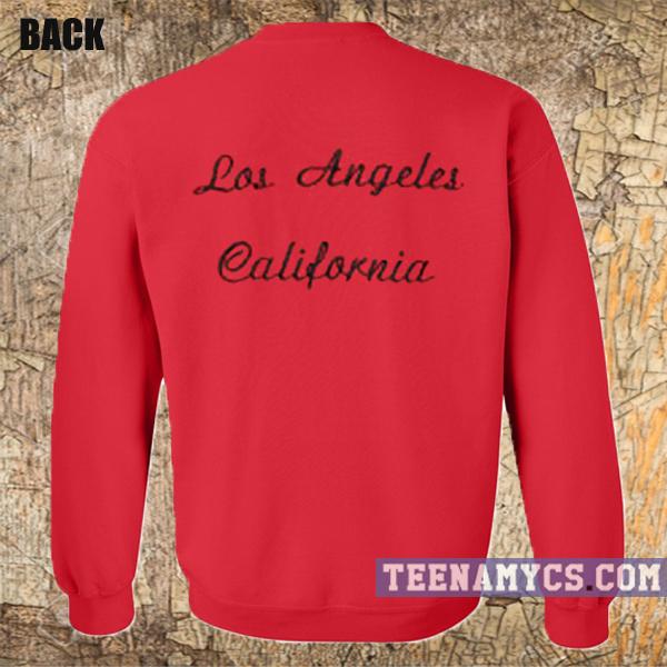 aa21b7a9 Los Angeles California Sweatshirt - teenamycs