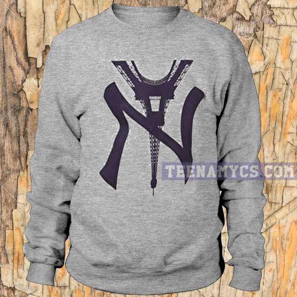 NY Eiffel Tower Sweatshirt