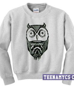 Owl Aztec Sweatshirt