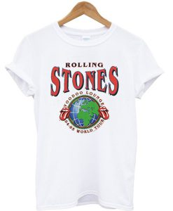 Rolling Stones Voodoo Lounge 94-95 World Tour T-shirt