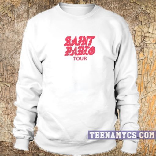Saint Pablo tour Sweatshirt