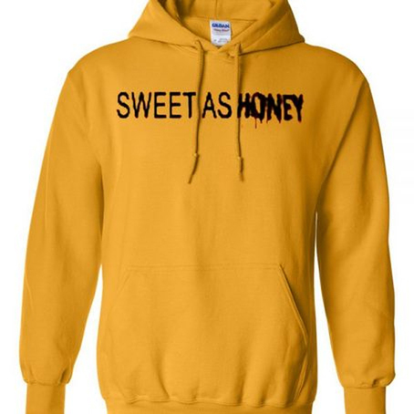 Sweet as honey Hoodie