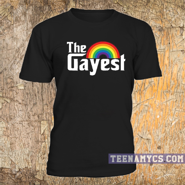 The Gayest t-shirt