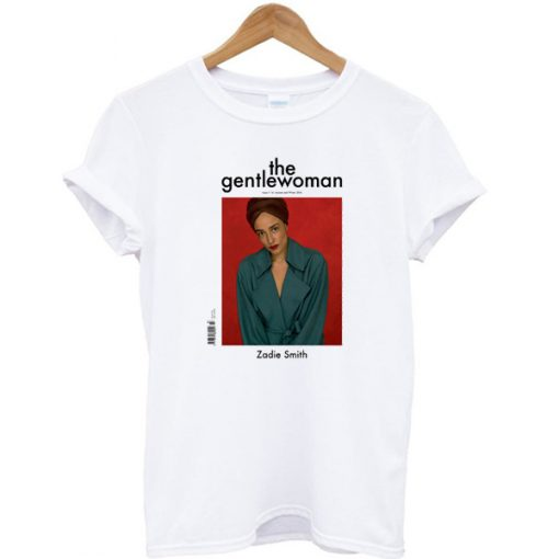 The Gentlewoman Zadie Smith T-shirt