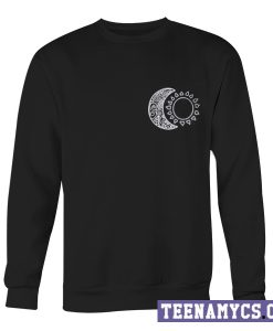 The moon and the sun Sweatshirt