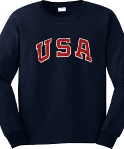 USA Navy Sweatshirt