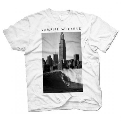 Vampire Weekend Surf City T-shirt