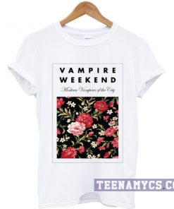 Vampire Weekend modern vampire of the city T-shirt