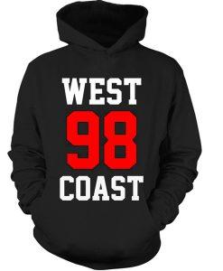 West 98 Coast Hoodie