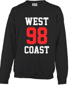 West 98 Coast Sweatshirt