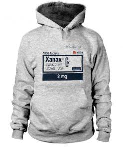 Xanax 2 mg Hoodie
