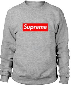 supreme logo Unisex Sweatshirts