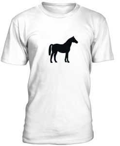 template t-Anglo Norman Horse Unisex T Shirt
