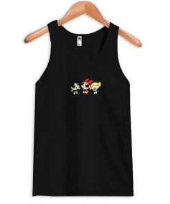 Powerpuff Girls tank top