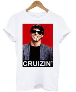 Tom Cruise Cruizin T-shirt