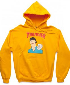 Thrasher Gonz Cover Hoodie