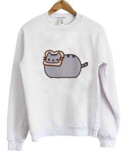 Pusheen The Cat Sweatshirt