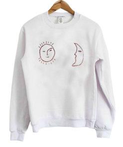Sun and Moon Sweatshirt