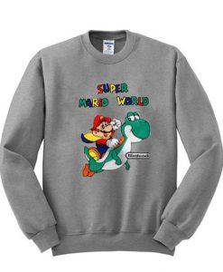 Super Mario World Sweatshirt