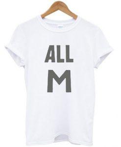 All M My Hero Academia T-shirt