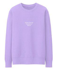 Ariana Grande Sweetener 2018 Sweatshirt