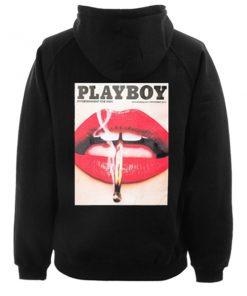 Playboy Magazine Cover Hoodie