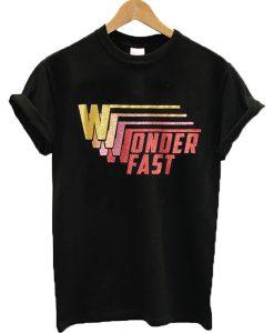 Wonder Fast T-shirt