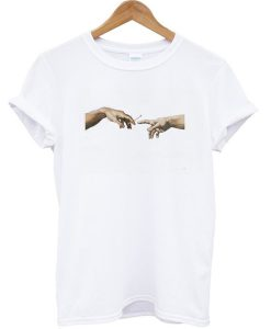 Adam Hand Cigarette T-shirt